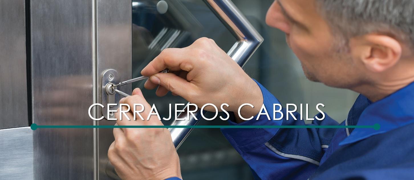 CERRAJEROS CABRILS 24 HORAS